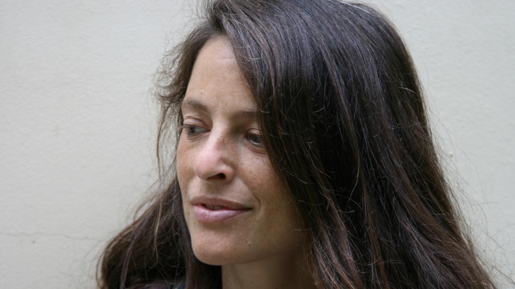 המשוררת הדס גלעד