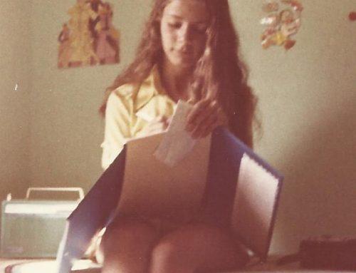 היום שבו אסתי ג' חיים הבינה שהיא רוצה להיות סופרת