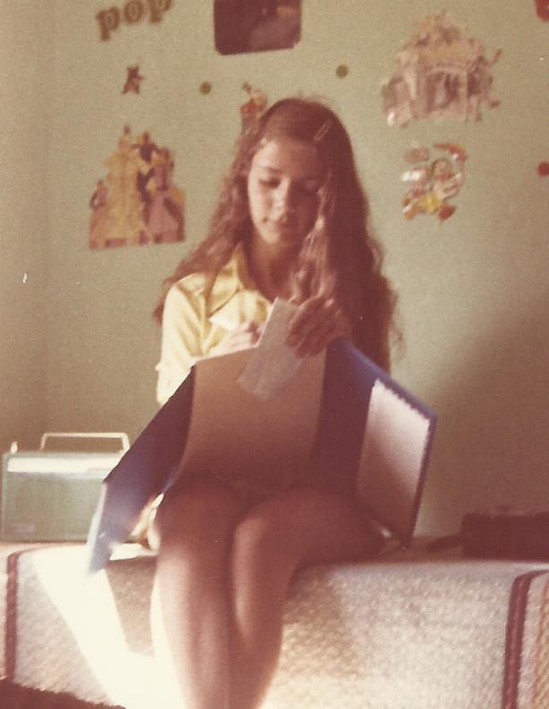 אסתי ג חיים כותבת בת 14