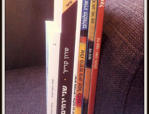 """ספרים לשבת: שש המלצות ספרותיות של חנות הספרים """"מילתא"""" ברחובות"""