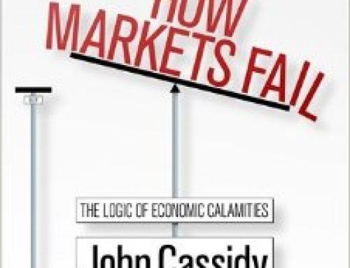 """שפה זרה: שחר אבן-דר מאנדל על הספר  """"How Markets Fail"""" מאת ג'ון קסידי"""