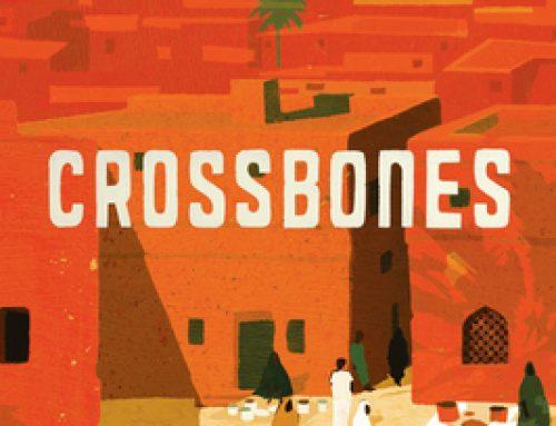"""שפה זרה: שחר אבן-דר מאנדל על הספר """"Crossbones"""" מאת נור א-דין פרח"""