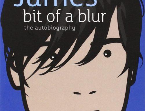 """שפה זרה: אסף מונד על הספר """"Bit of a Blur"""" מאת אלכס ג'יימס"""