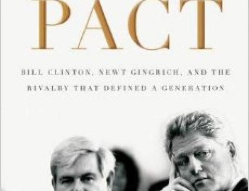 """שפה זרה: שחר אבן-דר מאנדל על הספר """"The Pact"""" מאת סטיבן גילון"""