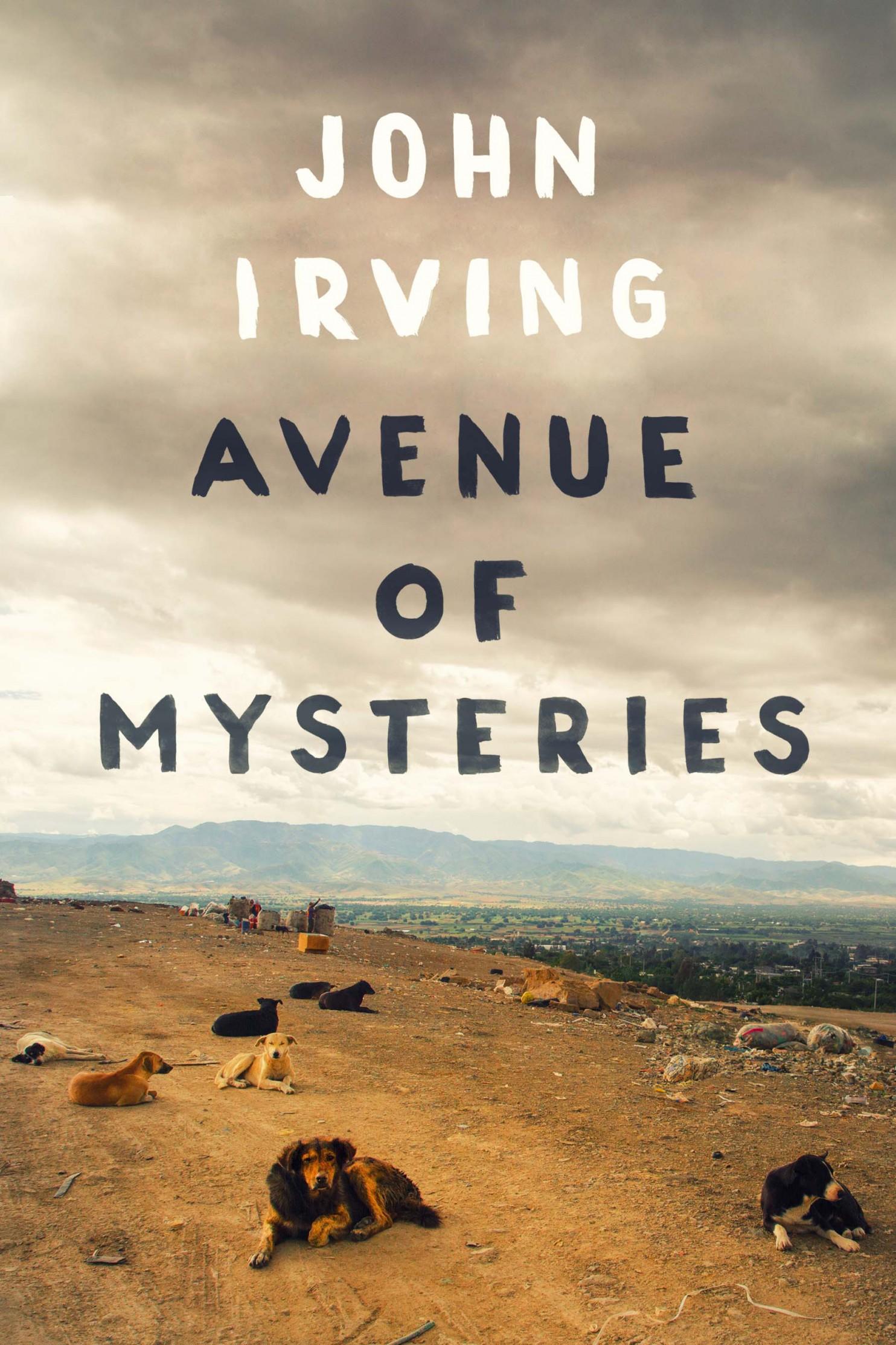 Avenue of Mysteries jacket
