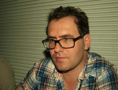 """ראיון אורח: ענבר ליבנת בשיחה עם מבקר הספרות ד""""ר אריק גלסנר"""