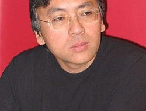 זוכה פרס נובל בספרות לשנת 2017 הוא הסופר קאזואו אישיגורו