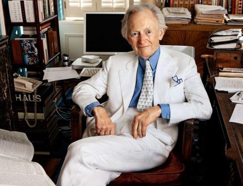 הסופר והעיתונאי טום וולף מת בגיל 87