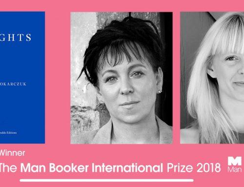 """הסופרת הפולניה אולגה טוקרצ'וק זכתה בפרס מאן בוקר הבינלאומי על ספרה """"Flights"""""""